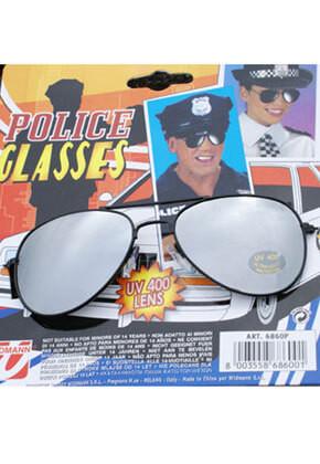 Mirror Aviator - Biker Sunglasses