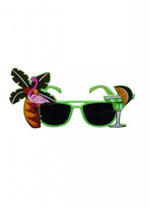 Sunglasses (Cocktail Green)