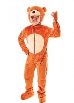 Bear Big-Head Costume