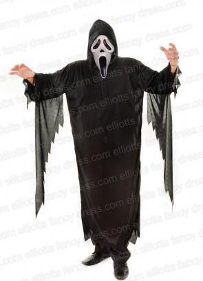 Demon/Scream Costume