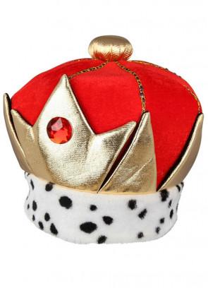Plush Regal Crown