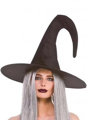 Deluxe Velvet Witch Hat