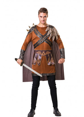 Medieval Warrior - Viking or Gladiator Man