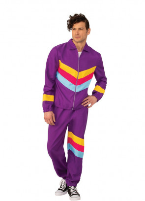 80s Shell Suit - Mens