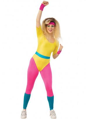 80s Aerobics Girl