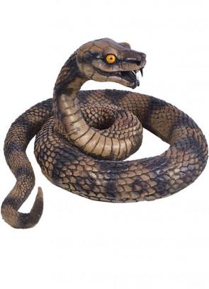 Large Rattle Snake