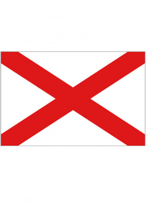 Alabama Flag (United States) 3X5