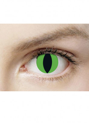 Alien Contact Lenses - 30 Day Wear