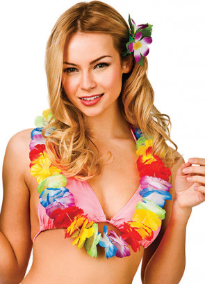 Aloha Lei Multi Coloured (Hawaiian)