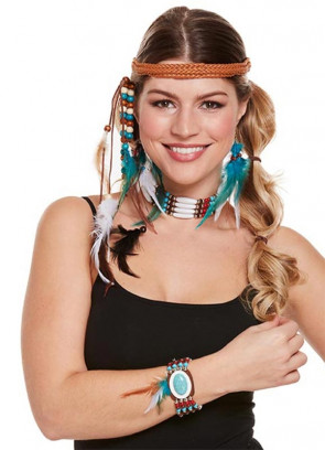 American-Indian Jewellery Set
