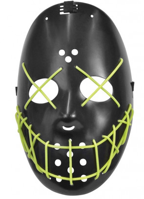 Anarchy Glow in the Dark Mask