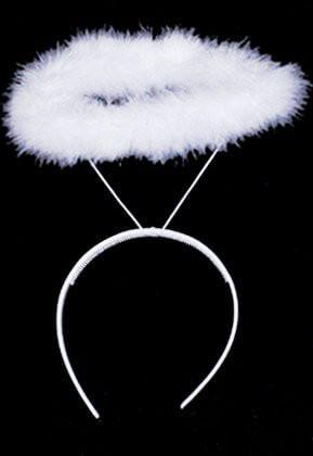 Angel Halo - White