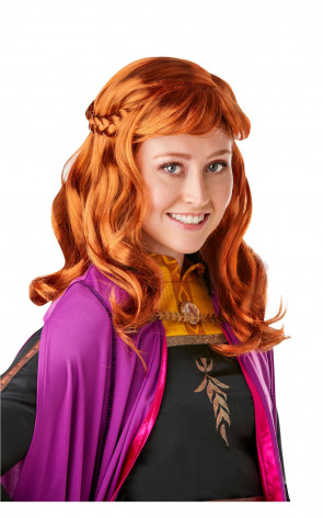 Anna (Frozen 2) Adult Wig