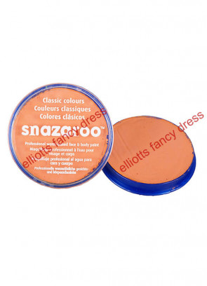 Snazaroo Apricot Face Paint 18ml