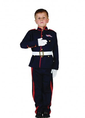 Army Officer (Prince Harry) Costume