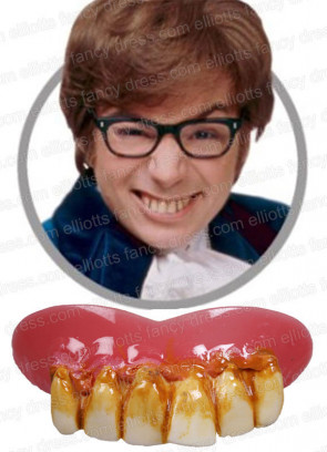 Austin Powers Teeth