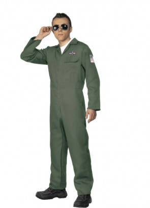 Aviator (Jet Fighter) Costume