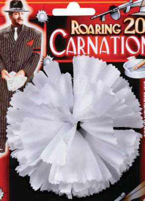 1920s Gangster Carnation