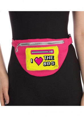 I Heart the 80s Bumbag