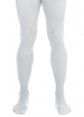 Male White Tights
