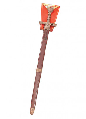 Medieval Crusader Sword (113cm Long) (Master of Thrones)