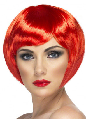 Babe Red Wig