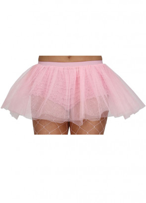 Baby Pink Tutu - 3 Layer - Dress Size 6-12