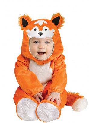 Baby Fox Jumpsuit
