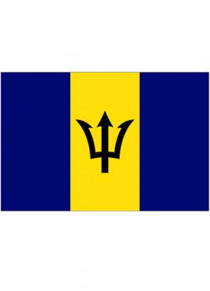 Barbados Flag 5x3