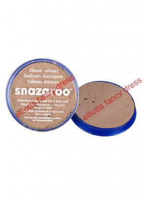 Snazaroo Barely Beige Face Paint 18ml