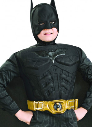 Batman Deluxe Dark Knight -Boys Costume