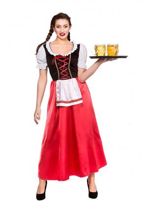 Bavarian Beer Girl Costume