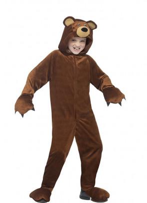Bear Jumpsuit