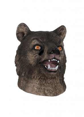 Bear Rubber Mask