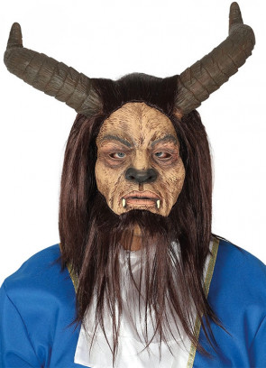 Handsome-Beast Mask
