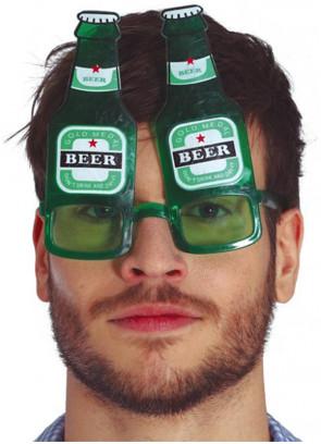 Beer Bottle Glasses