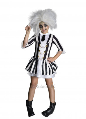 Beetlejuice Girls Costume