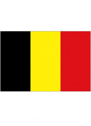 Belgium Flag 5x3