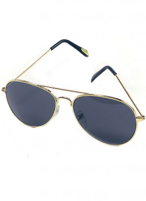 Biker Sunglasses - Greaser - Aviator