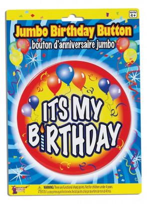 Birthday Badge – It's My Birthday!
