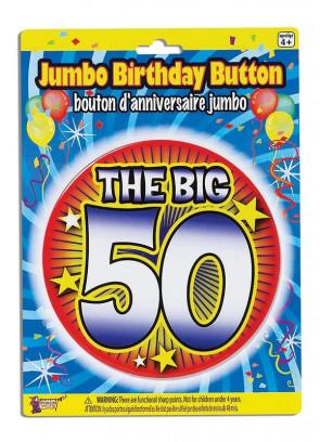 Birthday Badge – The Big 50!