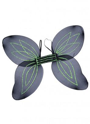 Black Fairy/Angel Wings
