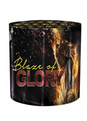 Firework (CAKE) Blaze of Glory