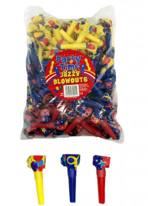Party Pack 12 Blow Outs