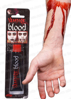 Vampire Blood (29ml) - Makeup by Fun World