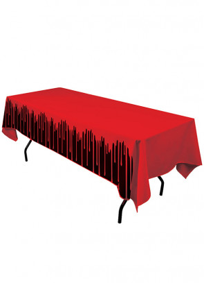 Bloody Mess Table Cover