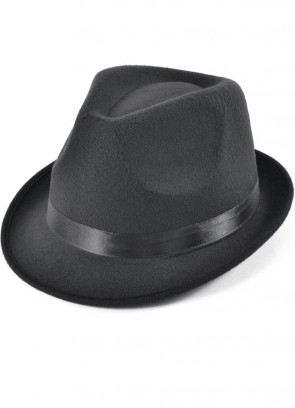 Blues Brothers Delux Pork Pie Hat