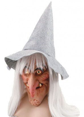 Witch Rubber Mask