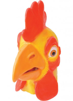 Chicken Rubber Mask