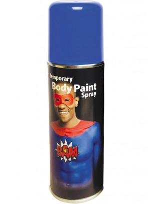 Body Paint Spray – Blue